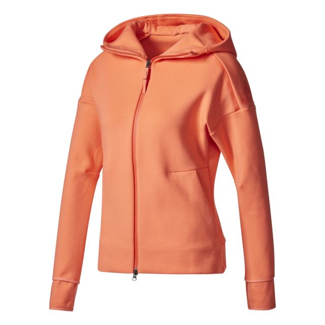 Adidas - Veste femme Z.N.E. 2.0 - pas cher Achat   Vente Tee-shirts ... cf00c58b26b