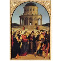 Editions Ricordi - Puzzle 1500 pièces : Mariage de la vierge, Raphaël