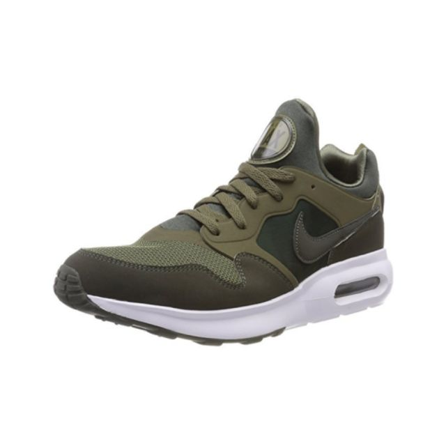 huge discount 04bf2 dca2f Nike - Chaussures Sportswear Homme Air Max Prime Olive - pas cher Achat   Vente  Chaussures basket - RueDuCommerce