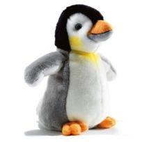 Plush&Company - 05950 - Peluche - Linus Penguin BÉBÉ - 24 Cm