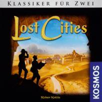 Kosmos - Jeux de société - Les Cités Perdues Boitage Allemand