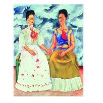 Editions Ricordi - Puzzle 1500 pièces : Les deux Fridas, Frida Kahlo