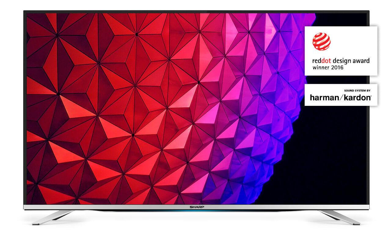 TV Led 40'' Full HD 1080p Smart TV