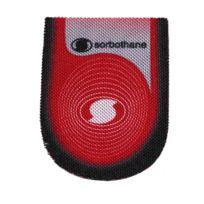 Sorbothane - Talonette Talonnette heel strike Rouge 44334