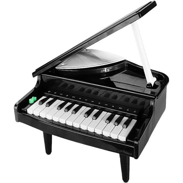 24 Clés multifonctions de musique électronique Jouet Piano