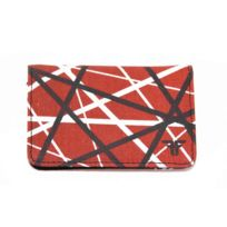 Fallen - Portefeuille porte carte Canvas mini red