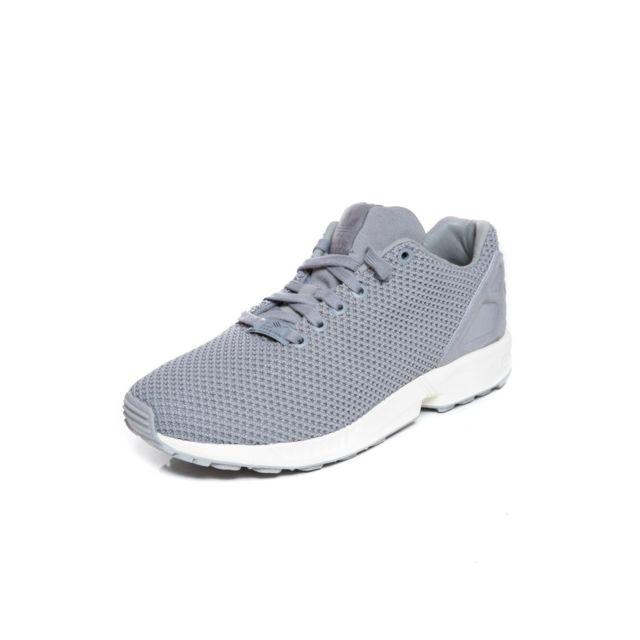 chaussures de sport 8fb80 b5156 Basket Homme Zx Flux Grise