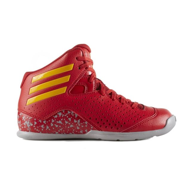 Adidas - Nxt Lvl Spd Iv Nba K - pas cher Achat   Vente Chaussures basket -  RueDuCommerce 13f395112e