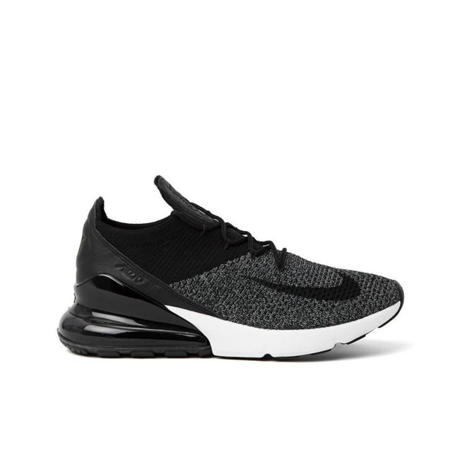 timeless design 59146 50268 ... coupon for nike basket nike air max 270 flyknit ao1023 001. couleur noir  23d74 5f3c3