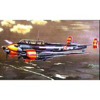 Azur - Maquette avion : Potez 631 : Chasseur de nuit : 1/72
