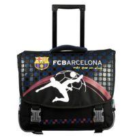 Fc Barcelone - Cartable à roulettes 41 Cm Haut de gamme - Fcb