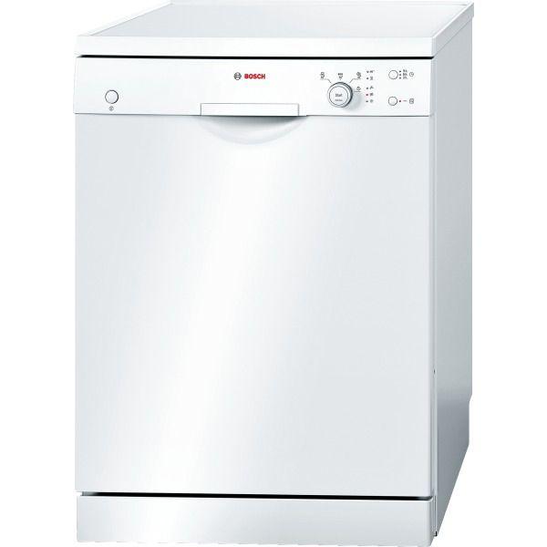 Bosch lave-vaisselle 60cm 12 couverts a+ pose-libre blanc - sms40d72eu