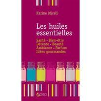 Saep - Livre Recettes Huiles Essentielles 1350