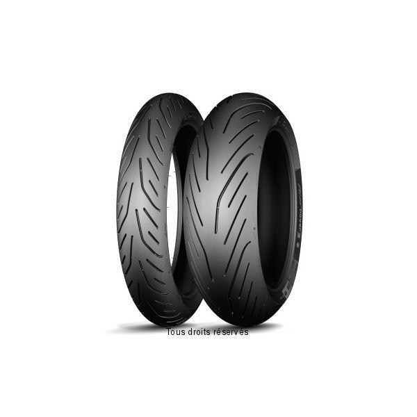 michelin 160 60 15 67h tl ar pilot road 4 achat vente pneus motos pas chers rueducommerce. Black Bedroom Furniture Sets. Home Design Ideas