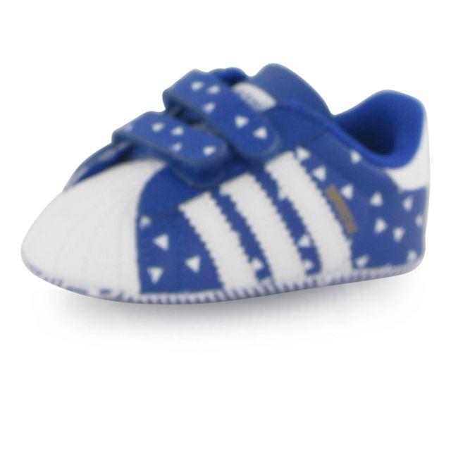 7f6ccd0ff5545 Adidas - Superstar Crib - pas cher Achat   Vente Baskets enfant ...