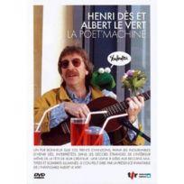 Av Distri - Henri Dès et Albert Le Vert - La poet'machone