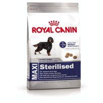 Royal Canin - Croquettes Maxi Sterilised pour Chien Adulte Stérilisé - 3Kg