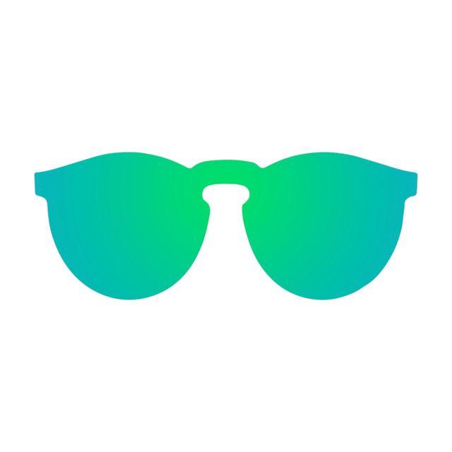 Buzzao - Lunettes de soleil verre polarisé vert Ocean Sunglasses - Berlin 1712e8e859c3