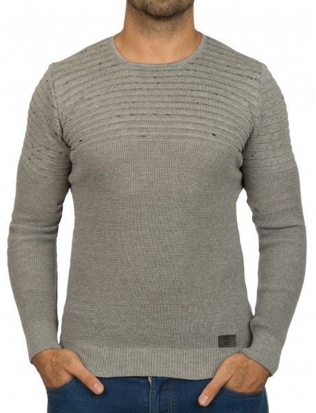 1a2fb16b7cac2 Beststyle - Pull homme stylé gris - pas cher Achat   Vente Pull ...