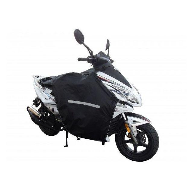 scooter 50 cc 4t q one noir mat thermique eurocka vendu par feu vert 2090581. Black Bedroom Furniture Sets. Home Design Ideas