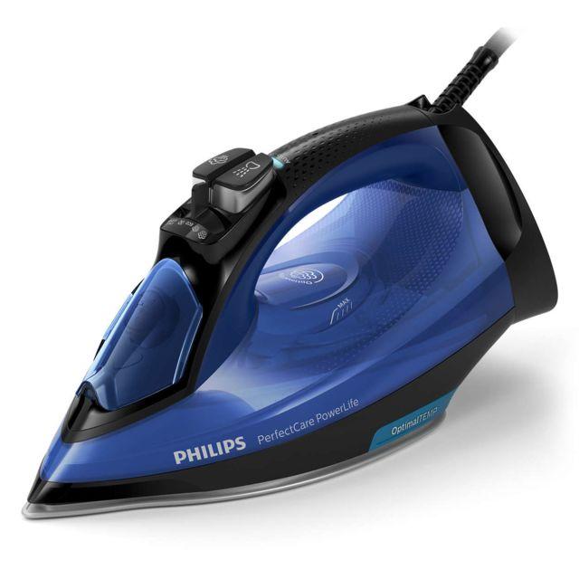 PHILIPS Fer vapeur PerfectCare - GC3920/20 - Bleu/Noir