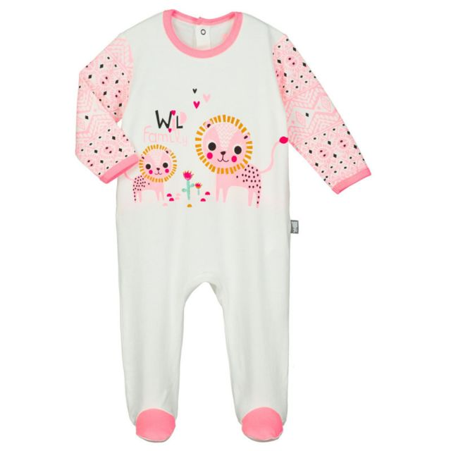 49b83ae194bdc Petit Beguin - Pyjama bébé Nefertiti - Taille - 36 mois - pas cher ...