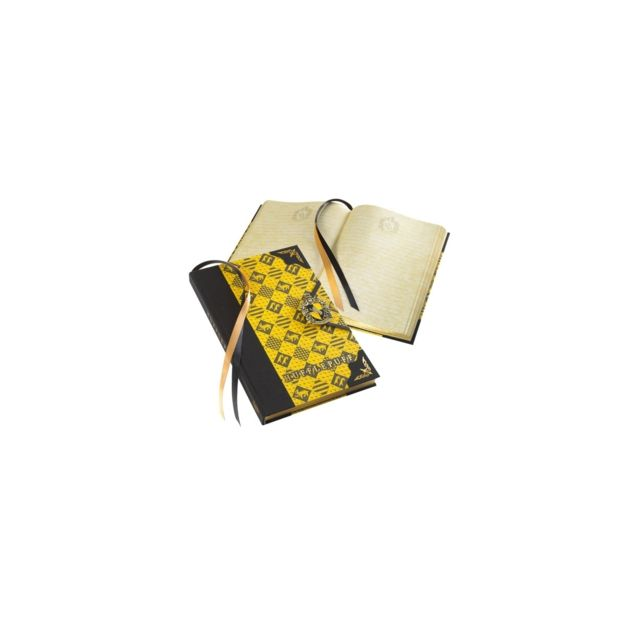 Noble Collection Harry Potter - Journal Huffelpuff