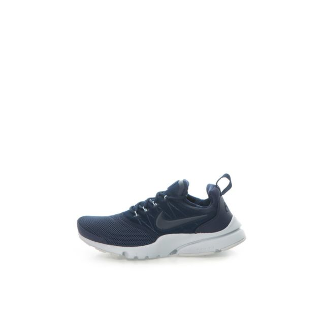 3d25f30af24 Nike - Basket Air Presto Fly Junior - Ref. 913966-401 - pas cher Achat   Vente  Baskets enfant - RueDuCommerce