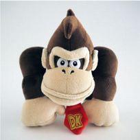 Bg Games - Peluche Nintendo Donkey Kong : 24 cm