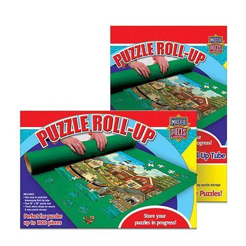 Puzzle 1000 Pièces Bord de mer Rouleau Tapis Range Puzzle 2000 pièces