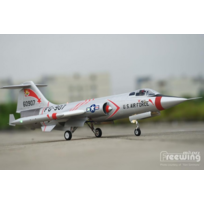 FREEWING MODEL - FREEWING F-104 90mm 6S PNP Argent
