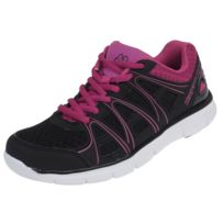 Kappa - Chaussures mode ville Ulaker noir/fushia Noir 49438