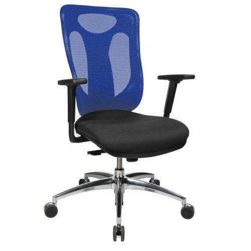Bureau Siège Al tw1 Chaise Noirbleu Net 100 Pro De Lj5R4A