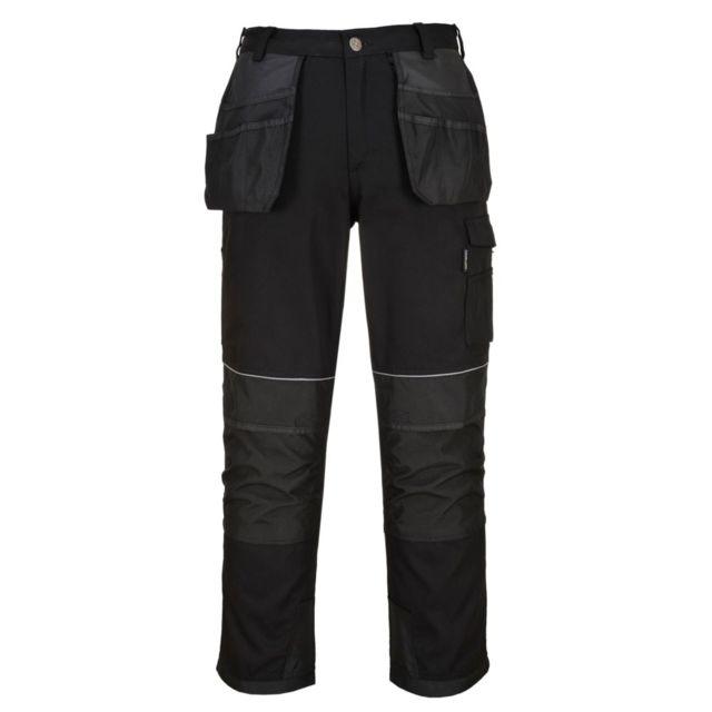 Portwest Pantalon de travail multi-poche Tungstène