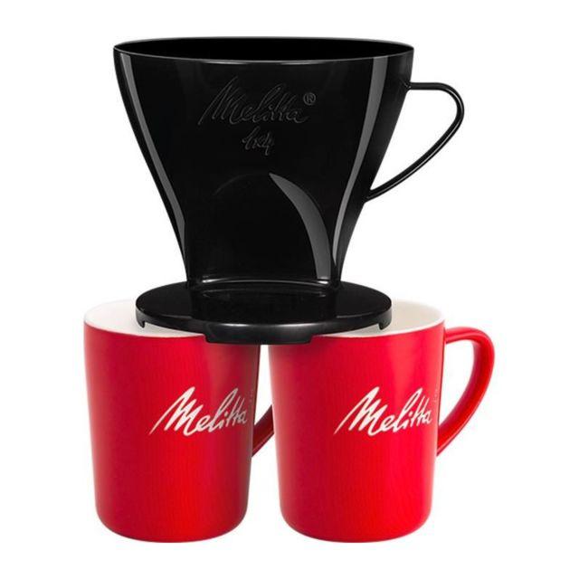 Melitta Kit de filtration manuelle standard 1x4