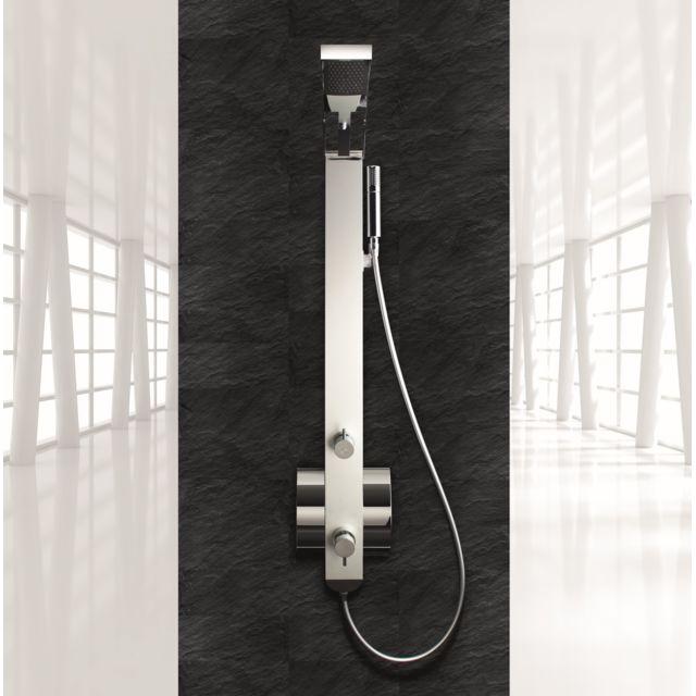 colonne de douche rue du commerce