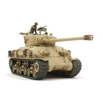 Tamiya - Maquette Char : M51 Super Sherman