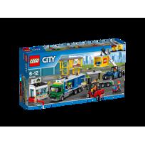 Lego - Le terminal à conteneurs - 60169