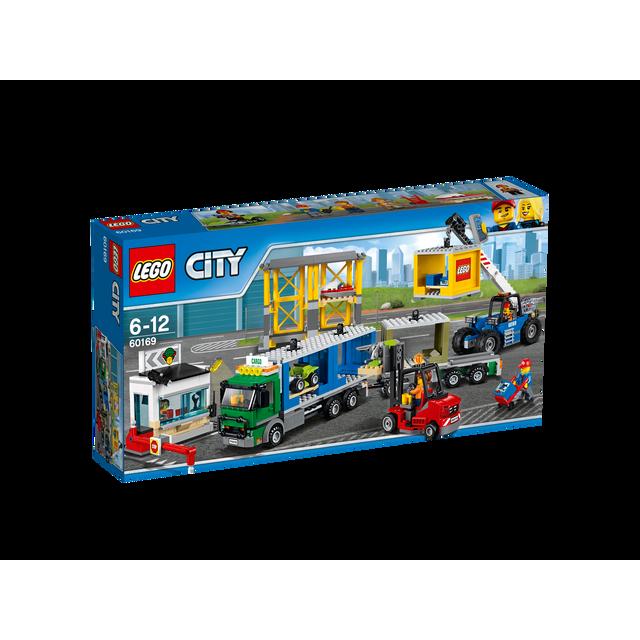 Le Conteneurs Terminal City À 60169 9ED2WIH