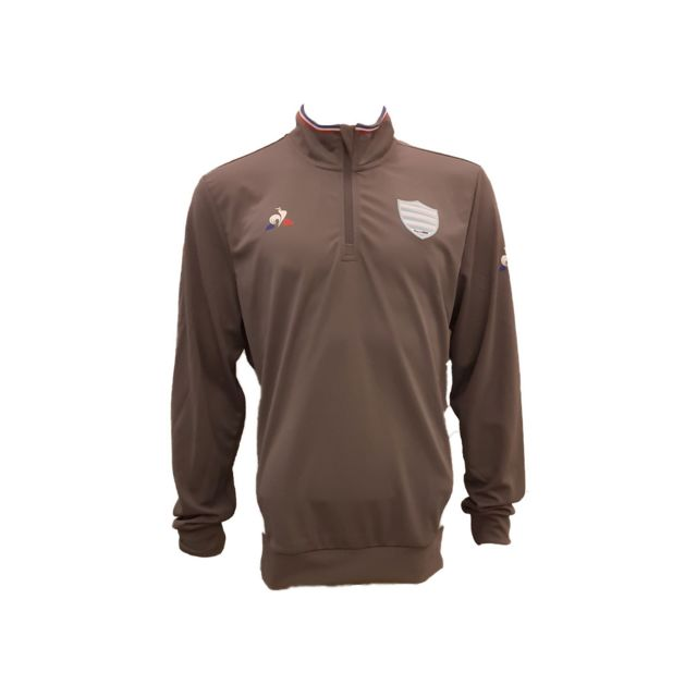 LE COQ SPORTIF Sweat rugby Racing 92 Entrainement 2018/2019 adulte