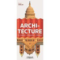 Eyrolles - architecture ; se repérer ; visualiser ; retenir