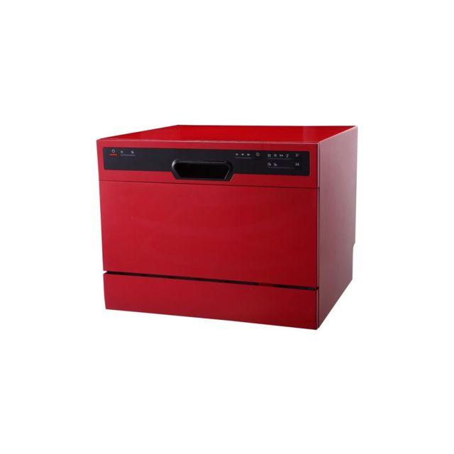 Oceanic - Ocealvc649R - Lave vaisselle - 6 couverts - 49 dB - A+ - Larg. 55cm