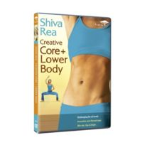 Acacia Dvds - Shiva Rea - Creative Core And Lower Body IMPORT Dvd - Edition simple
