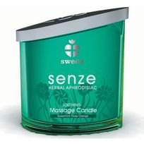 Swede - Bougie de massage menthe orange