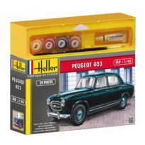 Heller - Maquette Voiture : Peugeot 403