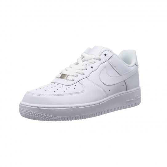 Nike Chaussures Air Force 1 Low White h16 Blanc 44 pas