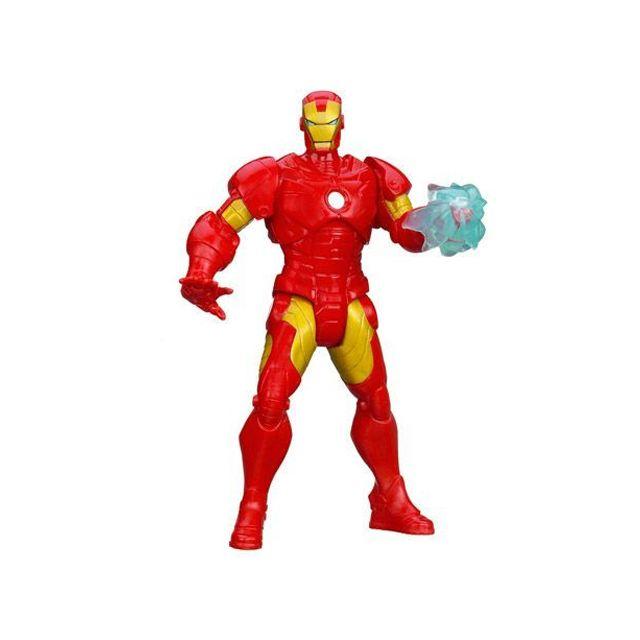 Hasbro - Figurine Iron Man 17 cm