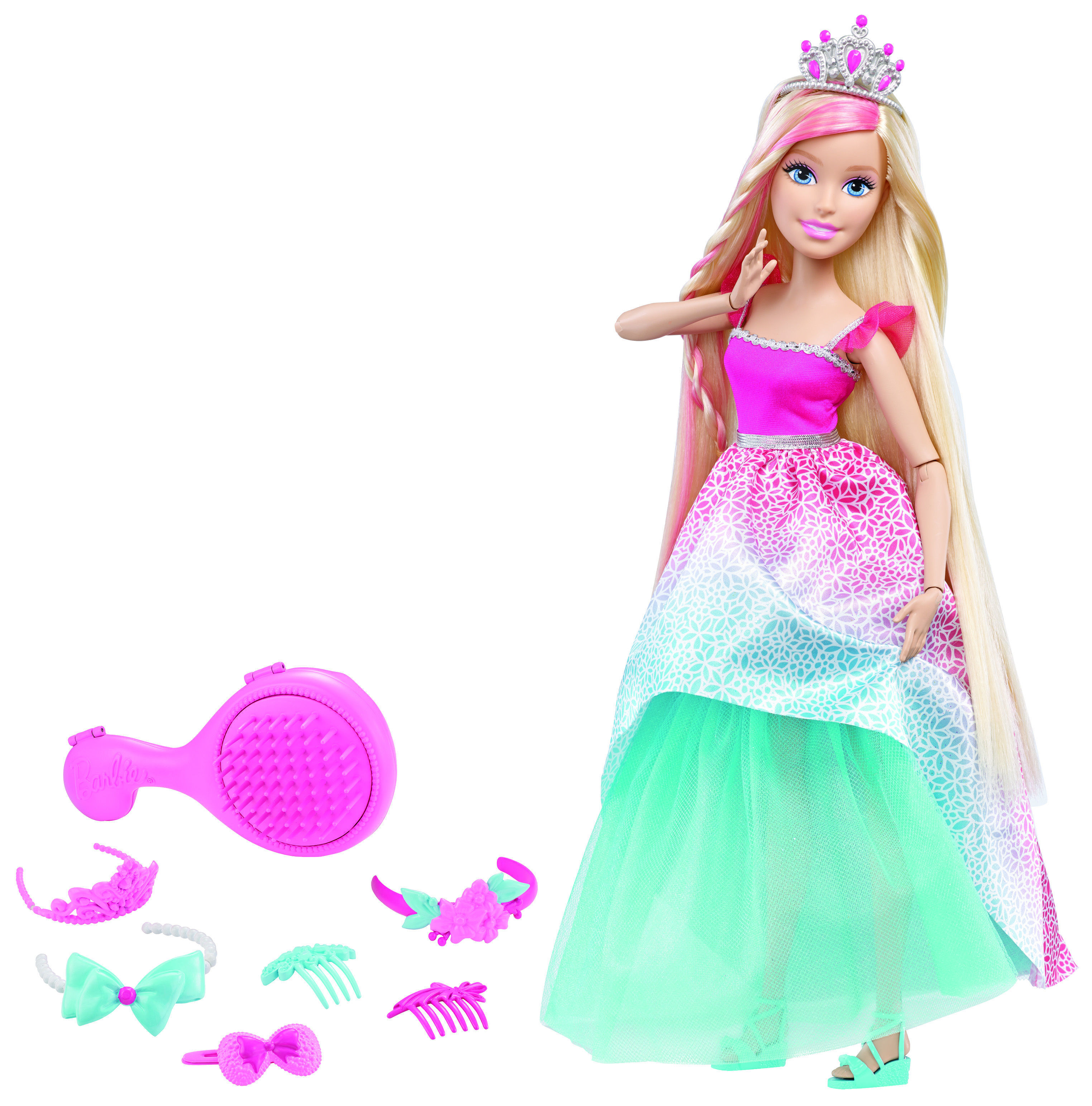 BARBIE GRANDE PRINCESSE - DKR09