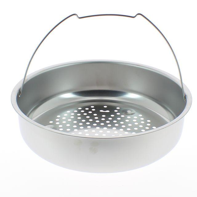 Seb - Panier rigide 8/10L Ø235mm pour Auto-cuiseur