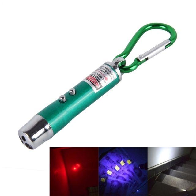 Mini lumière DEL Lampe Extérieur Camping Lumière Porte-clés Porte-clés Mignon Cadeau